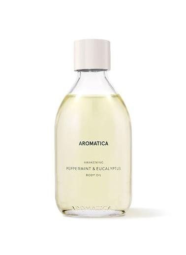 Aromatica Aromatica 100 Ml Awakening Body Oil Pepper & Eucalyptus # Uyarıcı Vücut Yağı Nane & Okaliptüs Renksiz
